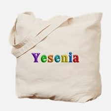 Yesenia Shiny Colors Tote Bag