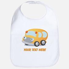 Personalized School Bus Bib