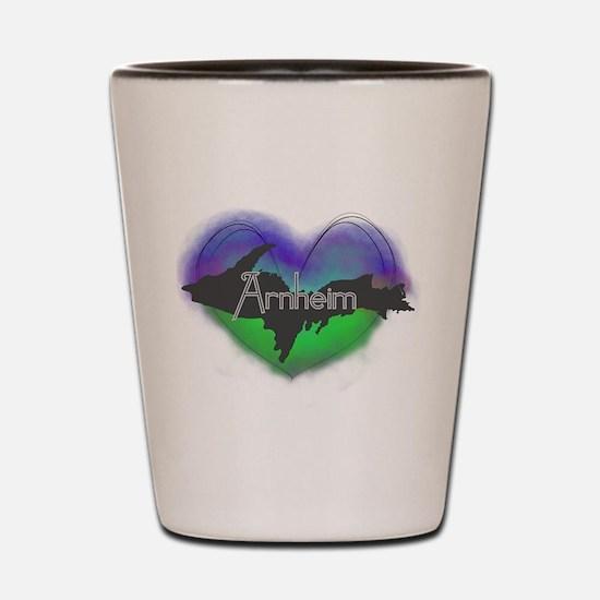 UP Aurora Arnheim Shot Glass