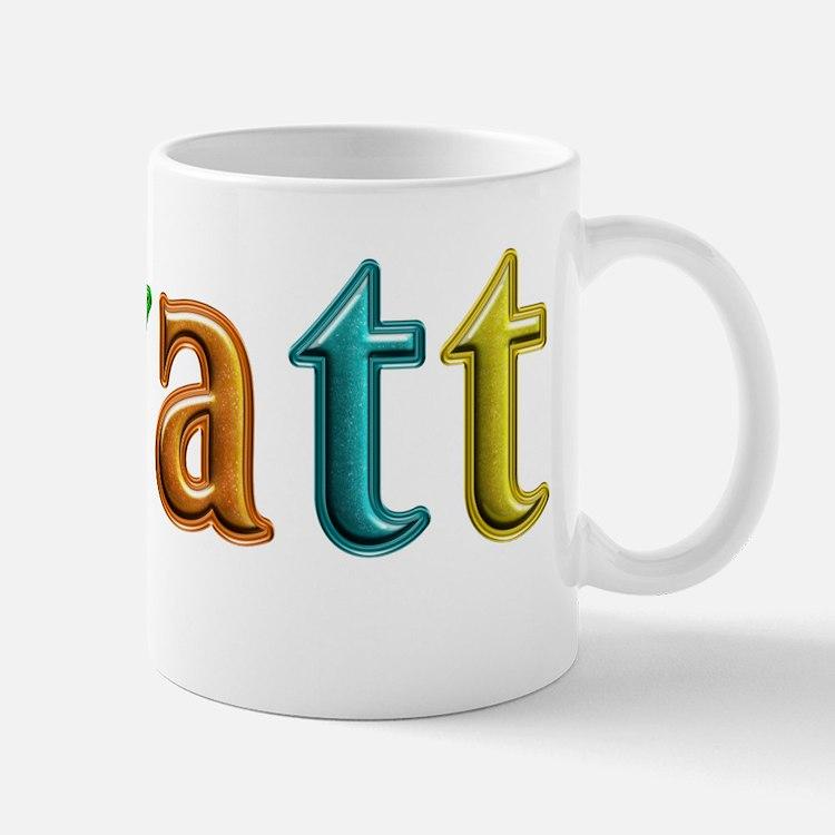 Wyatt Shiny Colors Mugs