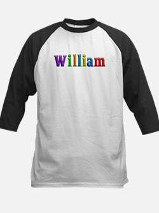 William Shiny Colors Baseball Jersey
