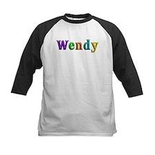 Wendy Shiny Colors Baseball Jersey