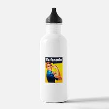 Va Fanculo Water Bottle
