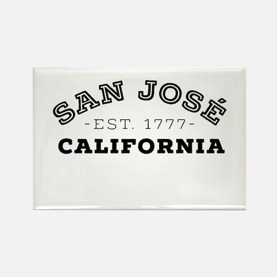 San José California Magnets