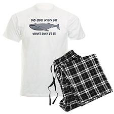 Sad Hump Day Humpback Pajamas