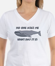 Sad Hump Day Humpback T-Shirt