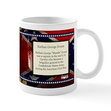 Nathan George Evans Historical Mugs
