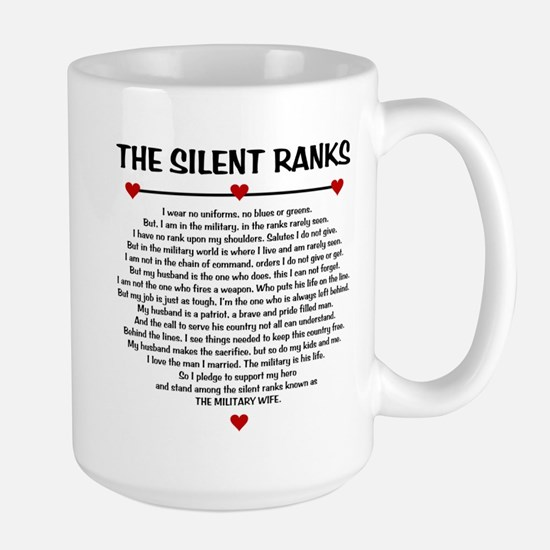 The Silent Ranks Poe Mugs