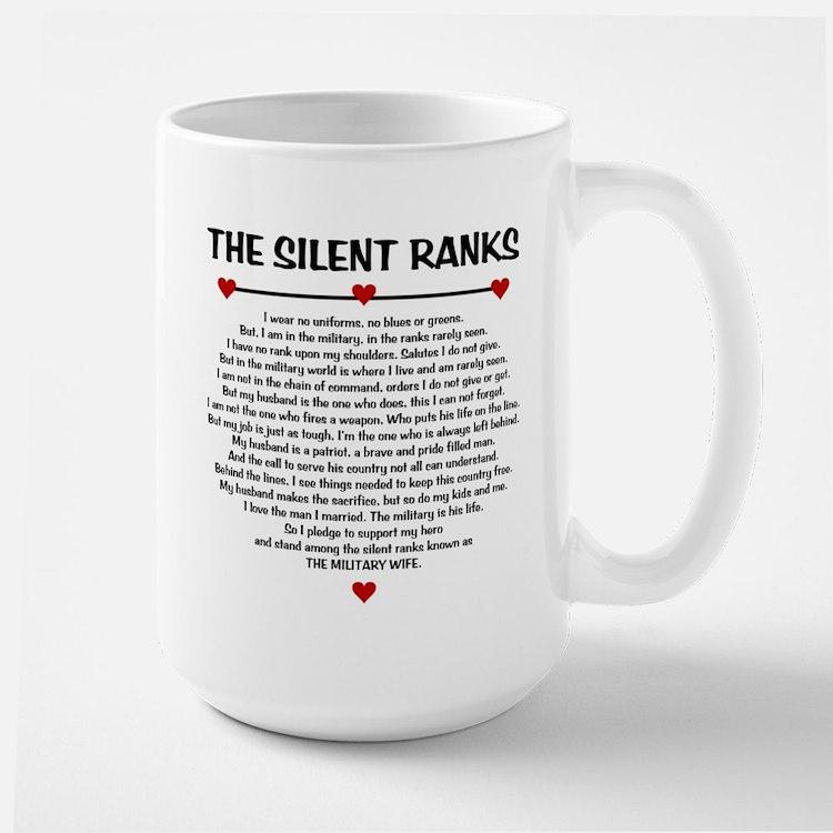 The Silent Ranks Poe Mugs