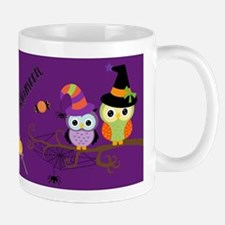 Halloween Owls Mug