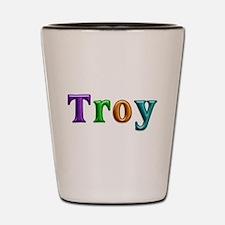 Troy Shiny Colors Shot Glass