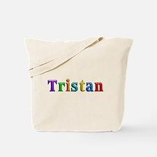 Tristan Shiny Colors Tote Bag