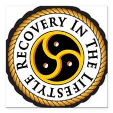 Recovery In the Lifestyle - Logo - Simplified Squa