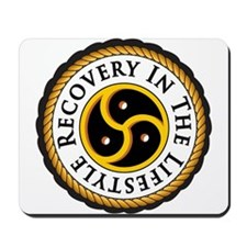 Recovery In the Lifestyle - Logo - Simplified Mous
