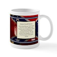 James Ewell Brown Historical Mugs