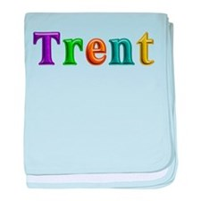 Trent Shiny Colors baby blanket