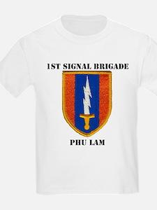 1ST SIGNAL BRIGADE PHU LAM T-Shirt