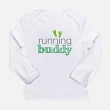 running buddy babyG Long Sleeve T-Shirt