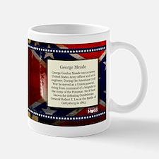 George Meade Historical Mugs
