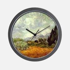 Vintage Van Gogh Art Wall Clock