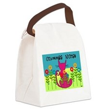 Oncology Nurse Tote Bag 2 Canvas Lunch Bag