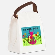 Oncology Nurse Tote Bag 2 Canvas Lunch Bag