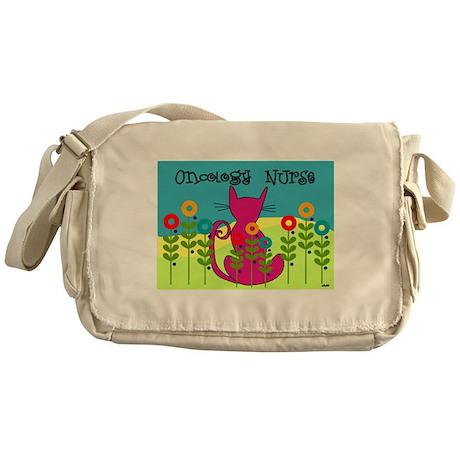 Oncology Nurse Tote Bag 2 Messenger Bag