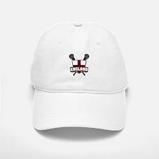 England Lacrosse Flag Logo Baseball Baseball Baseball Cap