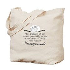Greatness of Personality Tote Bag