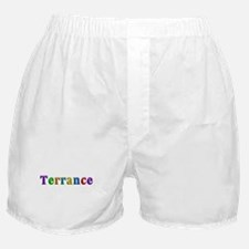 Terrance Shiny Colors Boxer Shorts