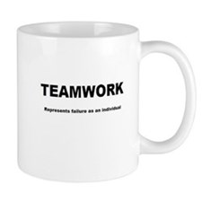 TEAMWORK Mugs