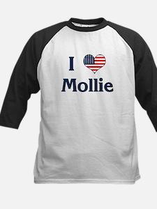 I Love Mollie Tee