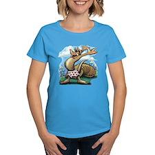 3-DilloNOshell Dark T-Shirt