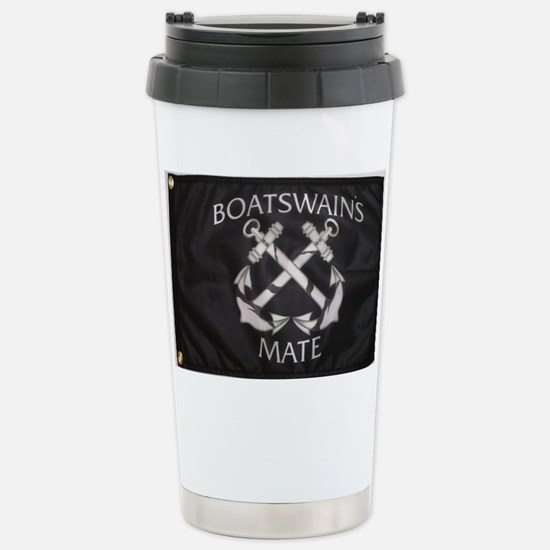 boatswains mate Stainless Steel Travel Mug