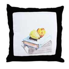 Apple & PearThrow Pillow