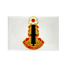 DUI - 75th Fires Brigade Rectangle Magnet