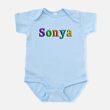 Sonya Shiny Colors Body Suit