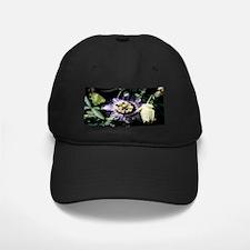 Passion Flower Baseball Hat