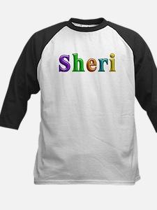 Sheri Shiny Colors Baseball Jersey