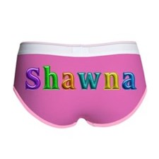 Shawna Shiny Colors Women's Boy Brief