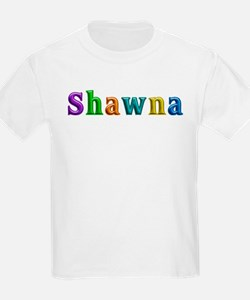 Shawna Shiny Colors T-Shirt