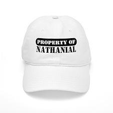 Property of Nathanial Baseball Cap