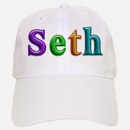 Seth Shiny Colors Baseball Baseball Baseball Cap
