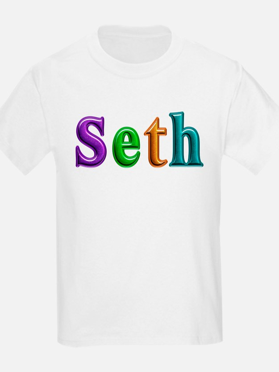 Seth Shiny Colors T-Shirt
