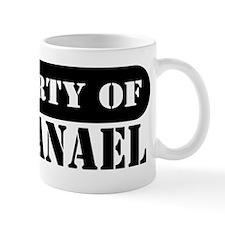 Property of Nathanael Mug