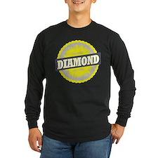 Diamond Peak Ski Resort Nevada Yellow T