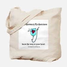 know the way PT Tote Bag