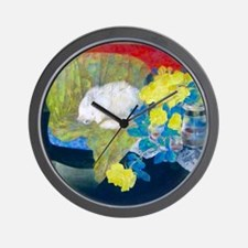 Funny Boda Wall Clock