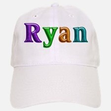 Ryan Shiny Colors Baseball Baseball Baseball Cap