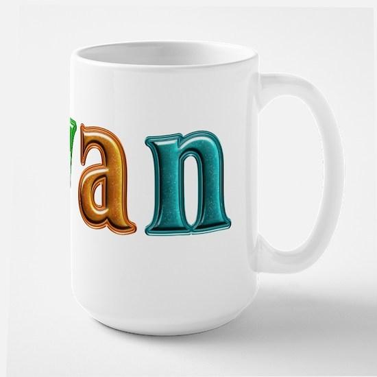 Ryan Shiny Colors Mugs